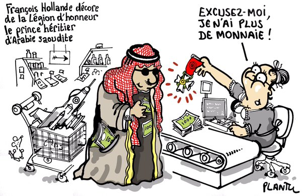 """PLANTU on Twitter: """"François Hollande décore de la Légion d."""