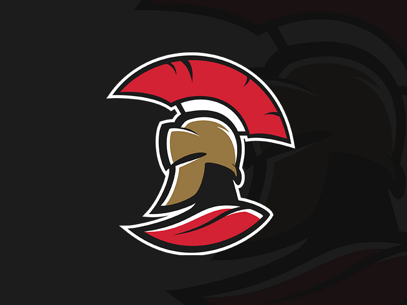 Red Legion logo (Ai & Eps files) by iBrandStudio on Dribbble.