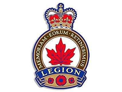 Amazon.com: American Vinyl Royal Canadian Legion Crest.