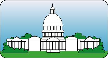 Legislative branch clip art.