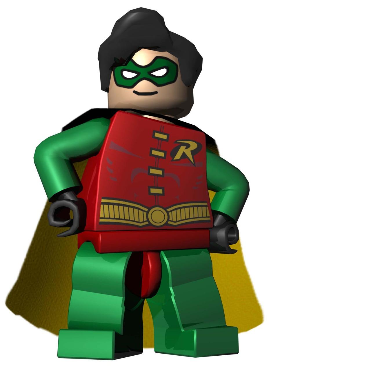 Lego Batman Clipart#2137248.