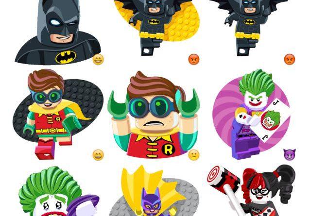 Lego Batman Movie.