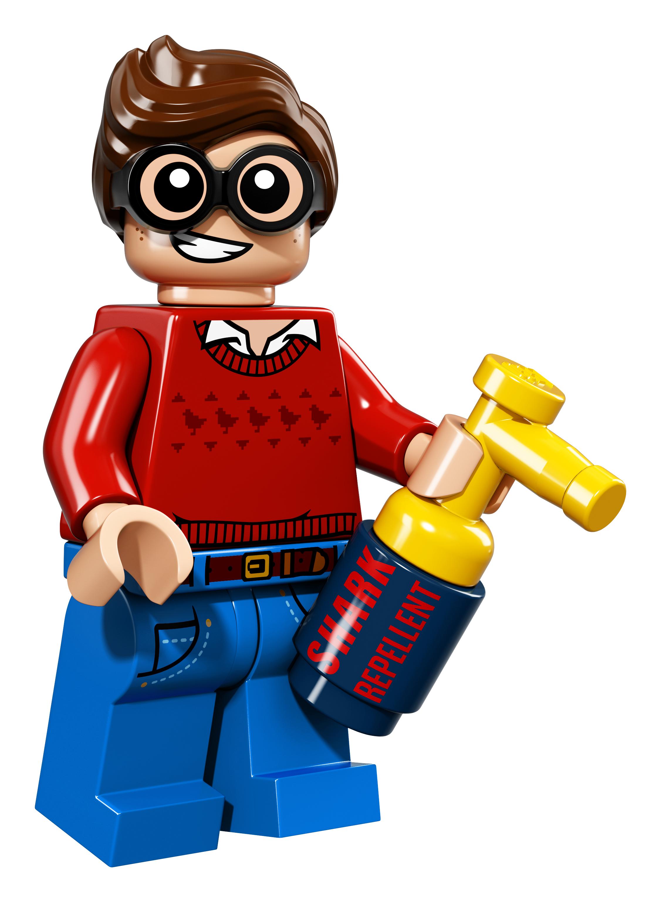 LEGO Batman Movie Minifigures.