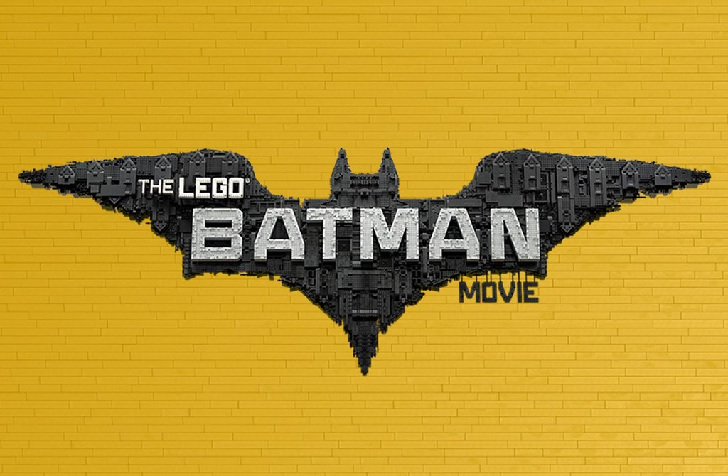 The LEGO Batman Movie logo.