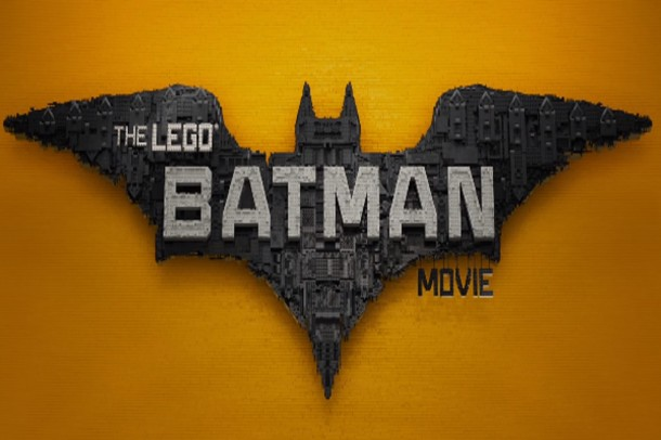 Lego batman movie Logos.