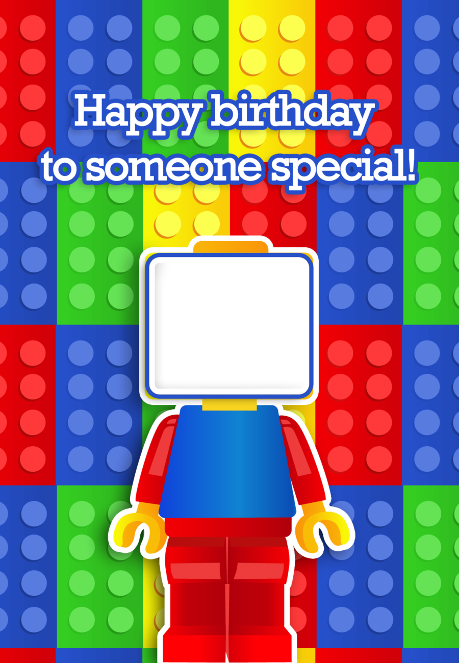 Birthday Party Invitation clipart.