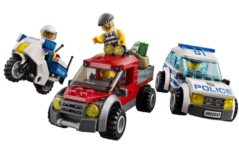 LEGO City Police 60047 Police Station.
