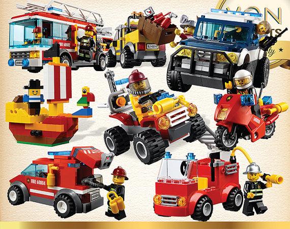 lego car clipart #3