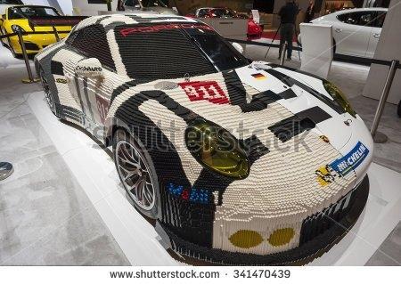 Lego Auto Clipart.