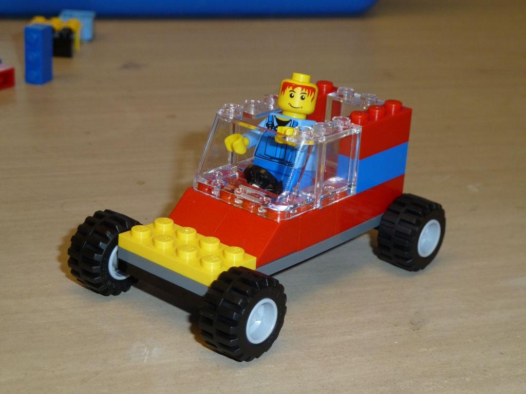 Lego Car Clipart#2221908.