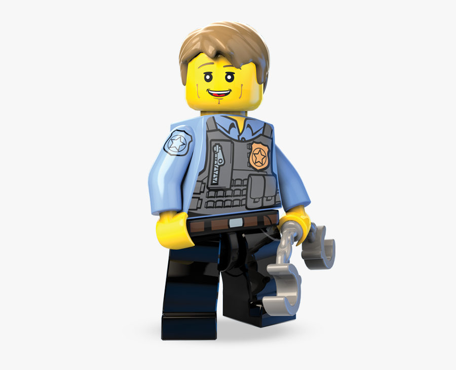 Lego City Undercover Chase , Free Transparent Clipart.
