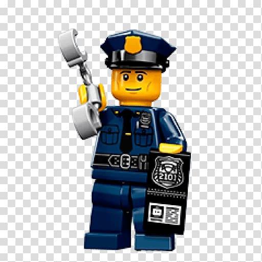 Amazon.com Lego Minifigures Lego City, Police transparent.