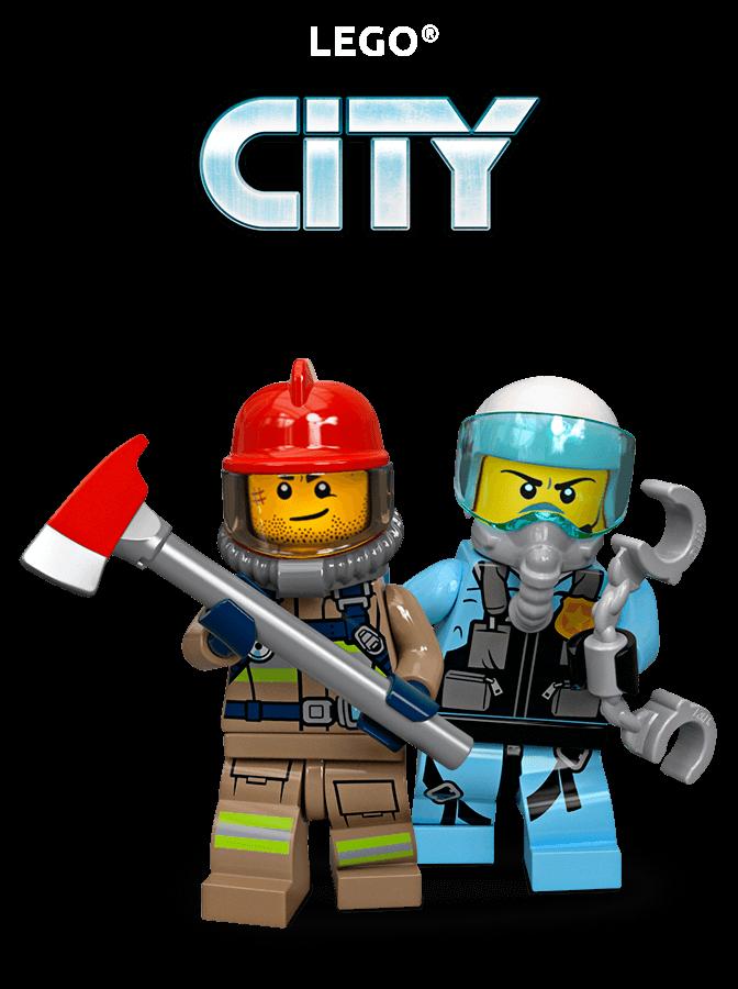 LEGO City Videos.