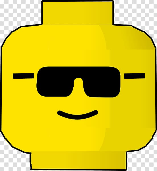 Lego minifigure Free content , Block Border transparent.