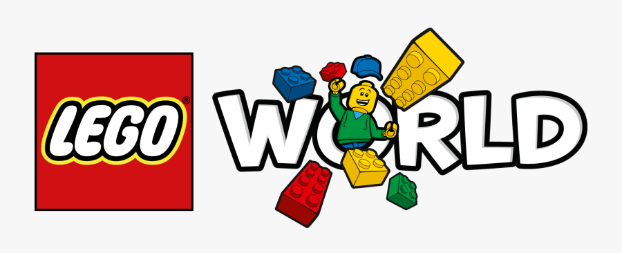 Lego World Logo Png , Free Transparent Clipart.
