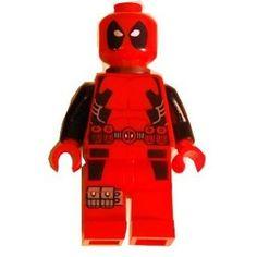 Kinky Lego Deadpool.