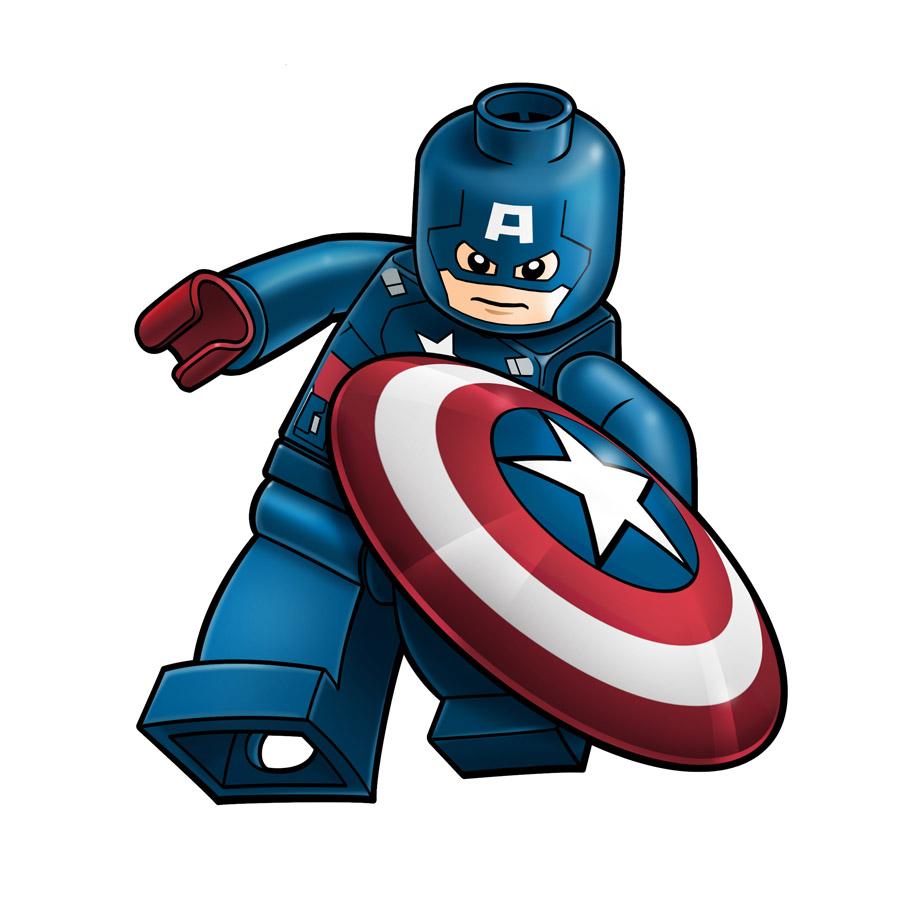 GEEK / Avengers Lego.