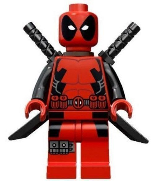 17 Best ideas about Lego Deadpool on Pinterest.