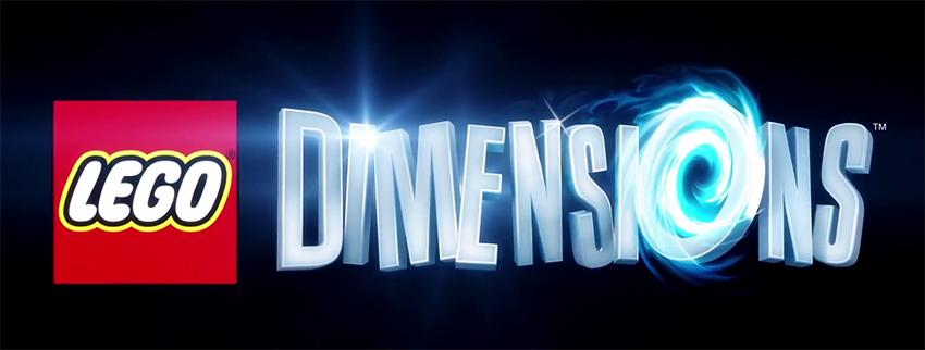 Lego Dimensions Logo.