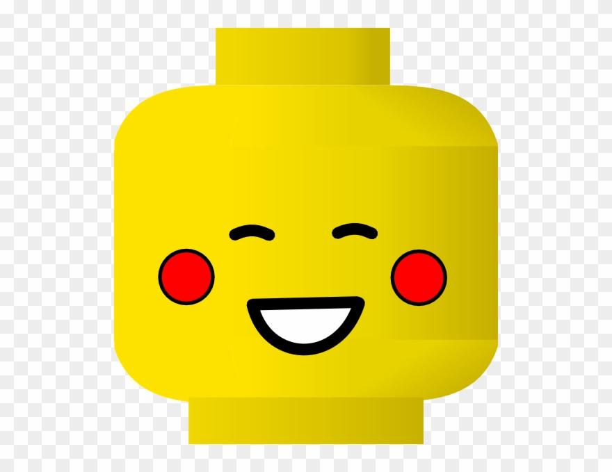 Lego Head Cricut Faces Girl Lego Svg Clipart (#4093894.