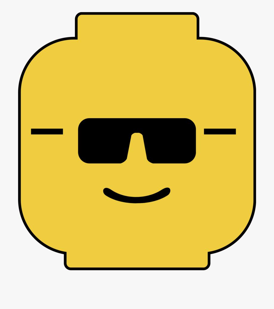 Free Printable Lego Heads , Transparent Cartoon, Free.