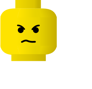 Lego Clip Art at Clker.com.