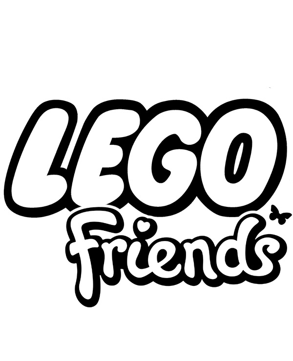lego friends logo 10 free Cliparts | Download images on ...