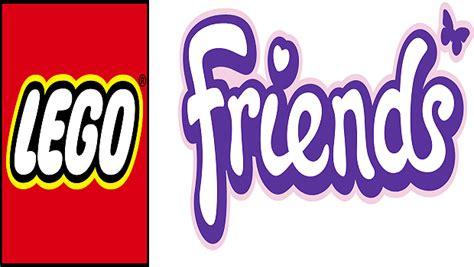 Lego friends Logos.