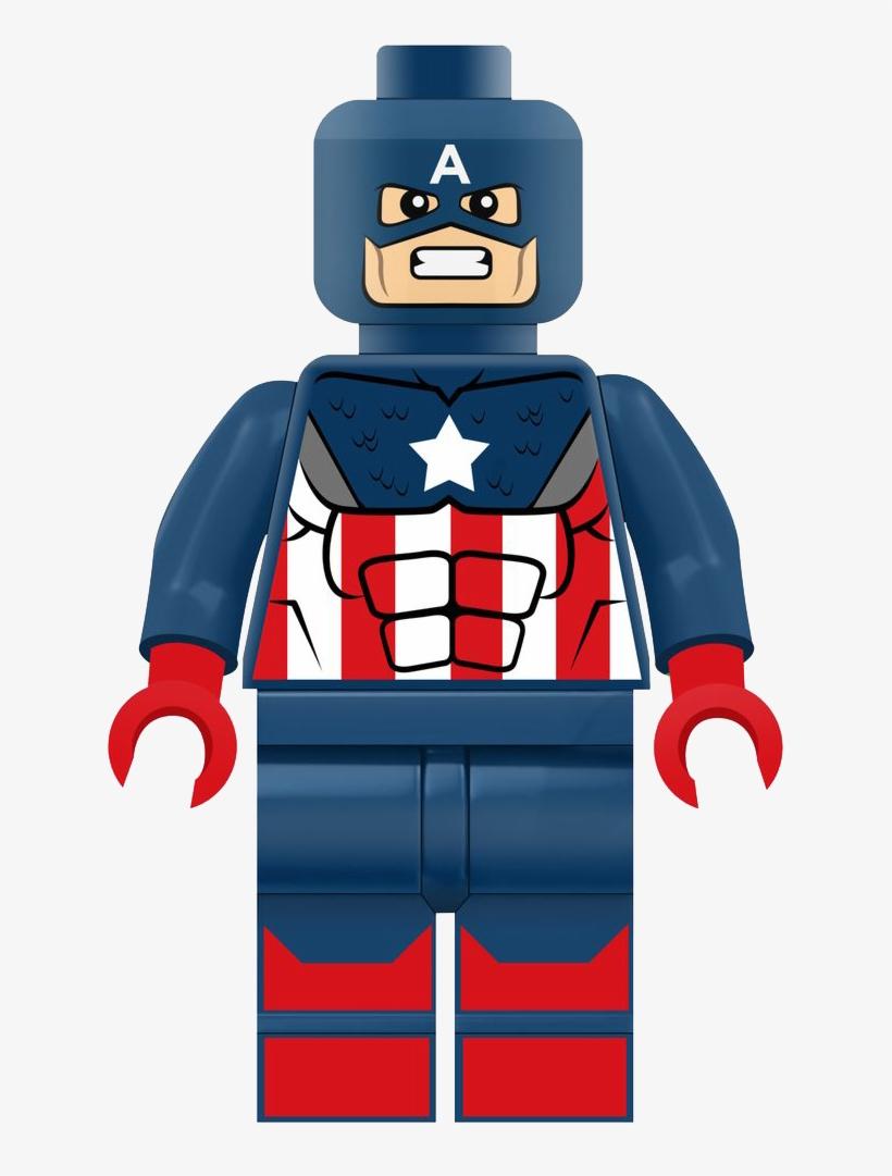 Lego Marvel Super Heroes Lego Spider.