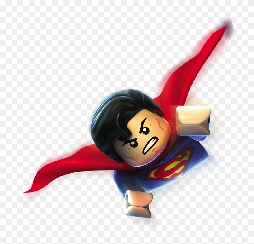 Lego Clipart Superman.