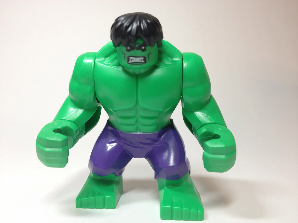 Lego hulk clipart.