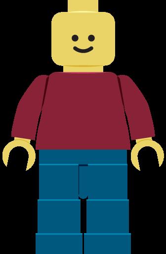 Lego Block Clipart.