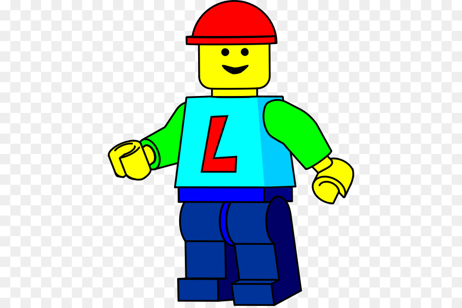 Lego man clipart 1 » Clipart Station.