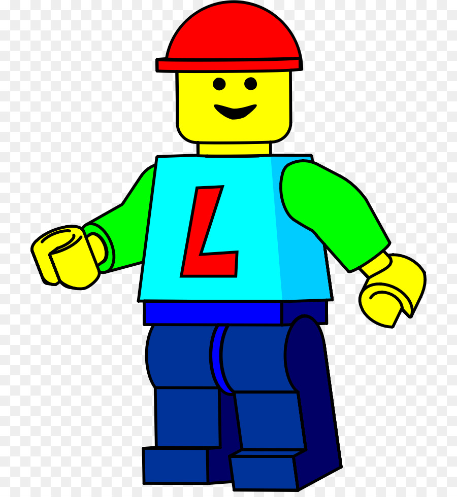 Lego Minifigures Clip art.
