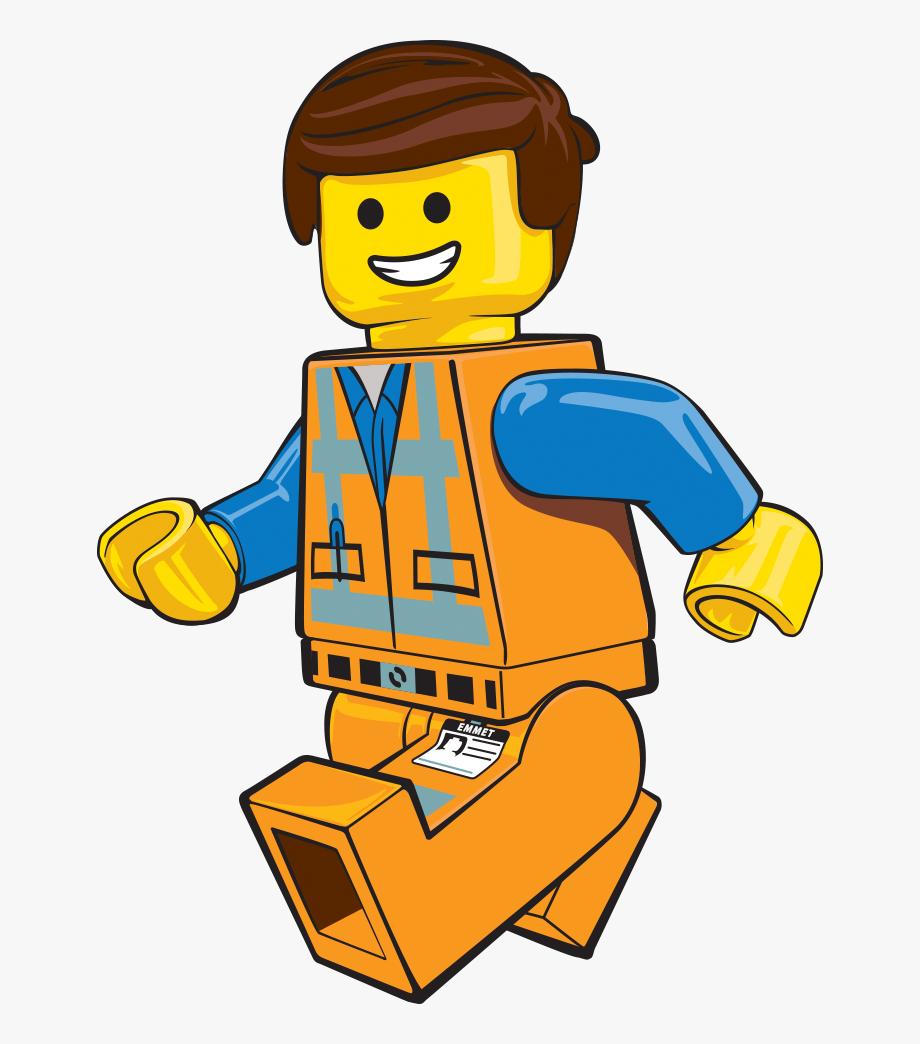 Lego Clipart Emmet.