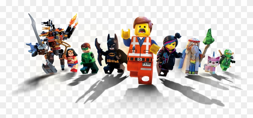 The Lego Movie Clipart Png.