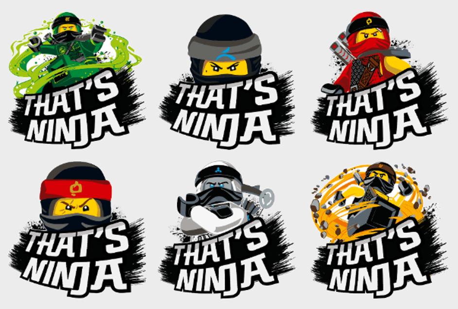 Ninjago Logo.