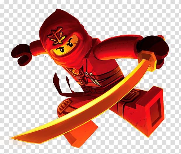 Red Lego Ninja , Kai Sensei Wu Lego Ninjago Lego Battles.