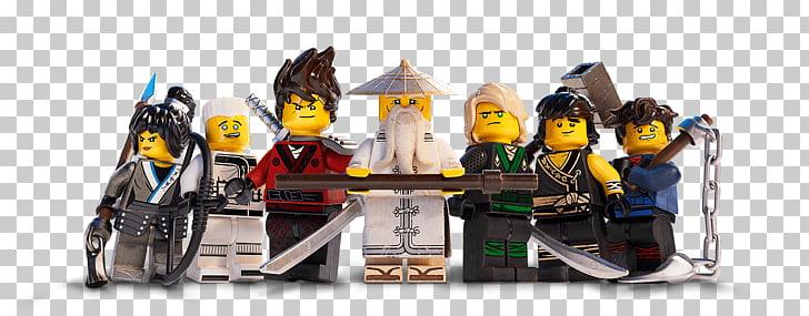 The LEGO Ninjago Movie Video Game Lloyd Garmadon Sensei Wu.