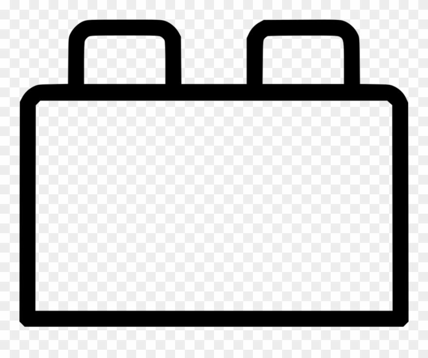 Briefcase Outline Clipart Briefcase.
