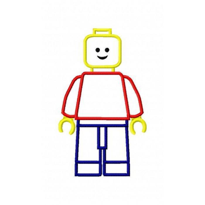 Lego people clipart 4 » Clipart Portal.