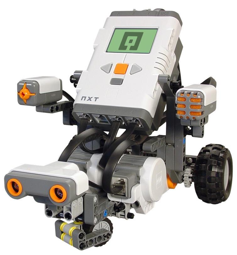 Lego Robot Clipart.