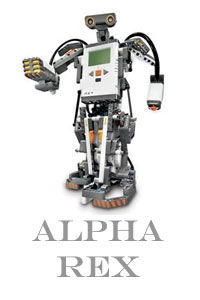 LEGO Robotic Projects.