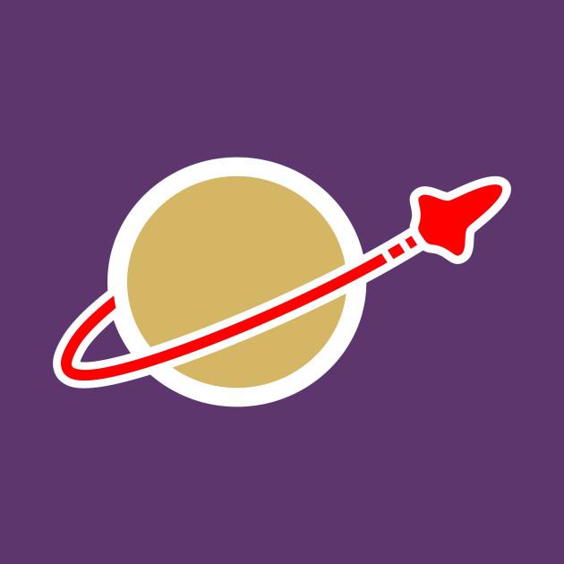 Lego Space Logo.