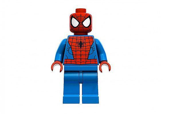 Lego Spidey clipart.