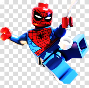 Lego Spiderman PNG clipart images free download.