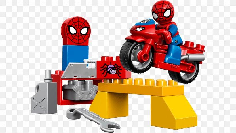 Lego Spider.