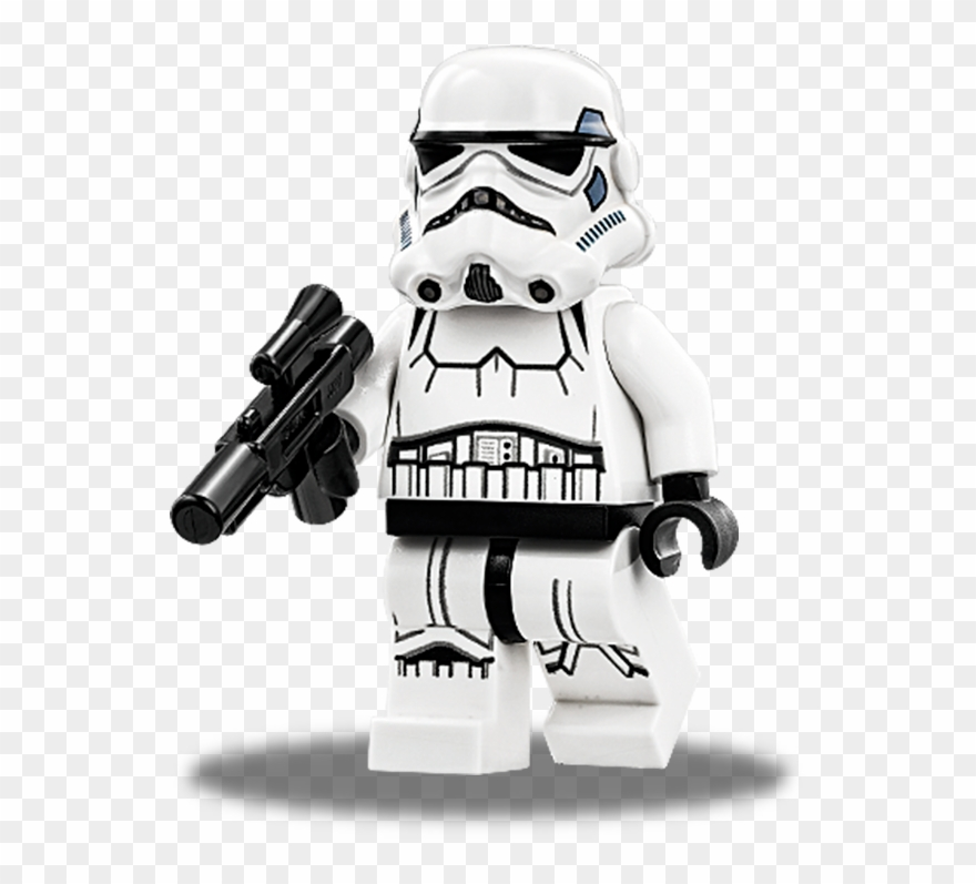 Stormtrooper™ Lego Man, Death Star, Star Wars Characters.