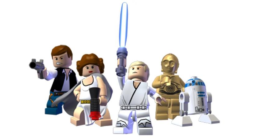 Star Wars Lego Clipart.