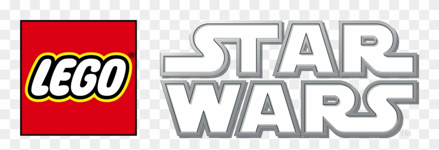 Lego Star Wars Logo.